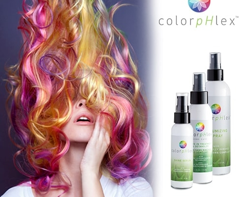 Three new products by ColorpHlex